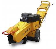 New handy stump cutter with electric travel gear F 460EI