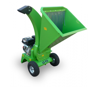 Chipper with Kohler engine for gardening LS 95/CH