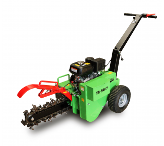 Light-weight trencher TR 50/7   (50 cm)
