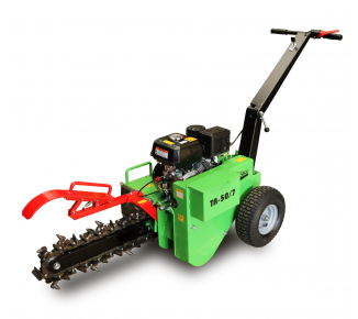Light-weight trencher TR 50/7 (60 cm)