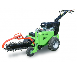 Trencher with hydrodrive and Kohler engine TR 60/14 HC