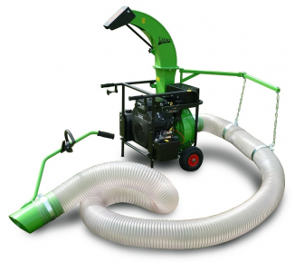 Hinged leaf blower VD 440/18