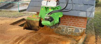 Stump cutter FZ 700 H