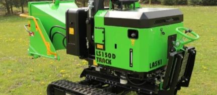 Track Chipper LS 150 D Track