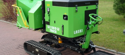 Track Chipper LS 150 DW Track
