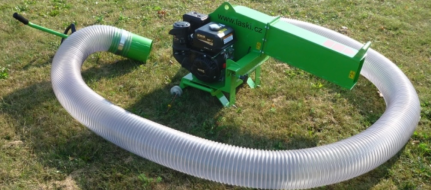 Light-weight leaf blower VL 300