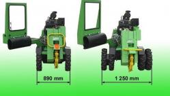 Stump cutter F 500H/27