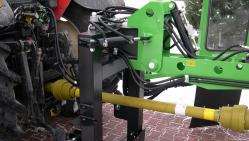 Stump cutter FZ 560 T - M